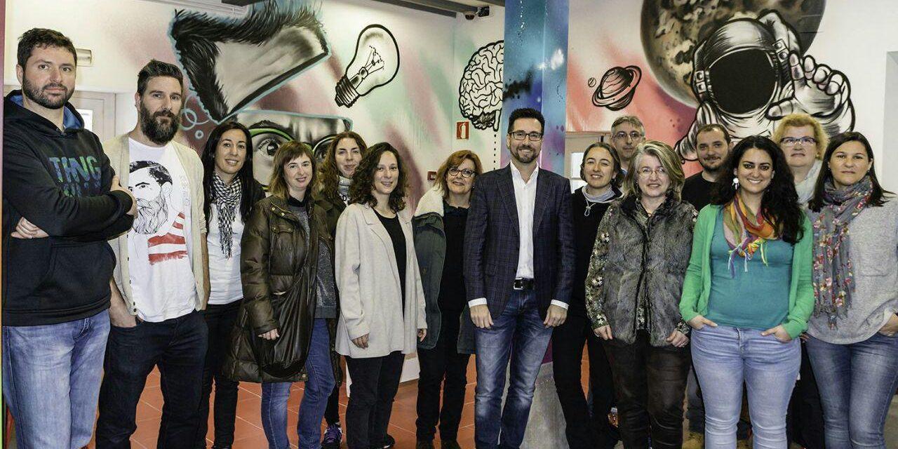 Colindres acoge el III Encuentro de Trabajadores Juveniles de Cantabria