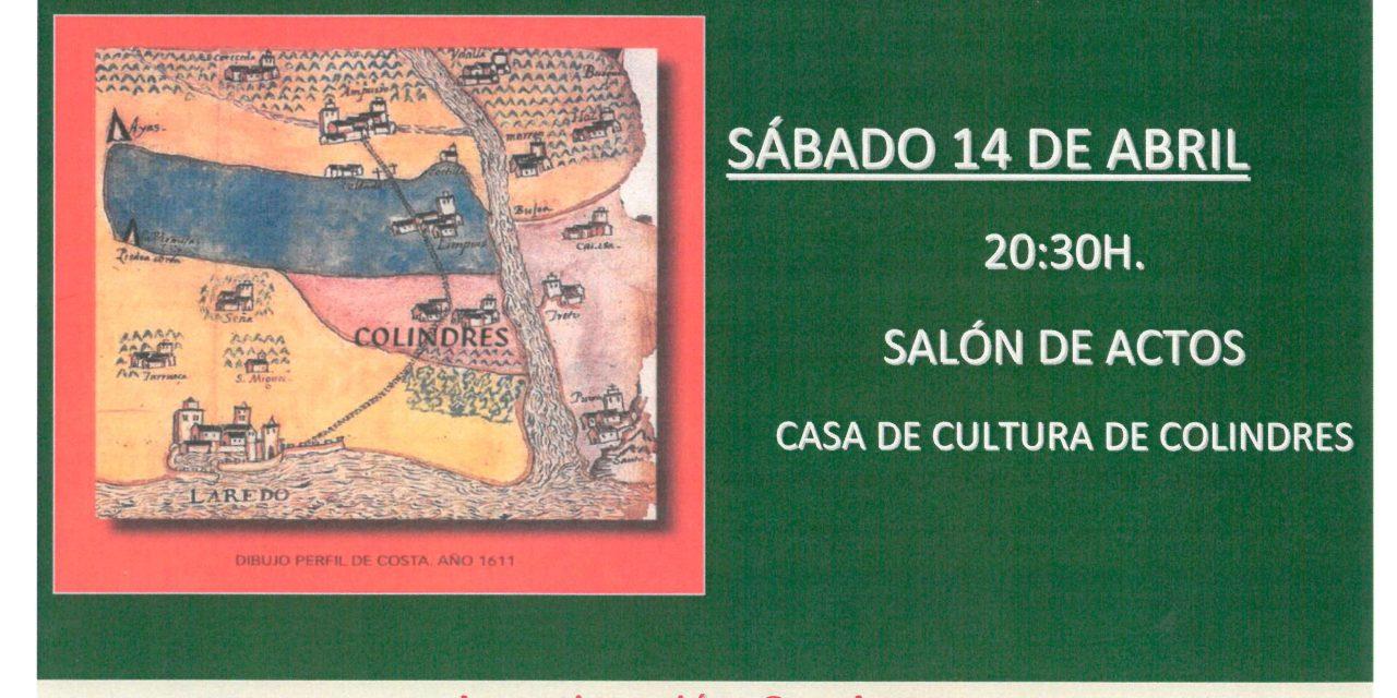 XX CERTAMEN LITERARIO VILLA DE COLINDRES, ENTREGA DE PREMIOS Y PRESENTACIÓN DE LIBRO