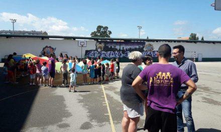 Arranca el Campus de Verano de Colindres, destinado a niños y niñas de 2 a 15 años