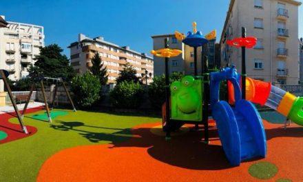 El Ayuntamiento de Colindres mejorará los parques infantiles del municipio con una inversión superior a los 15.000 euros